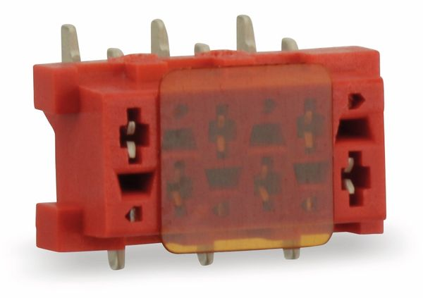 Micro-MaTch SMD-Buchsenleiste, 2x3 - Produktbild 1