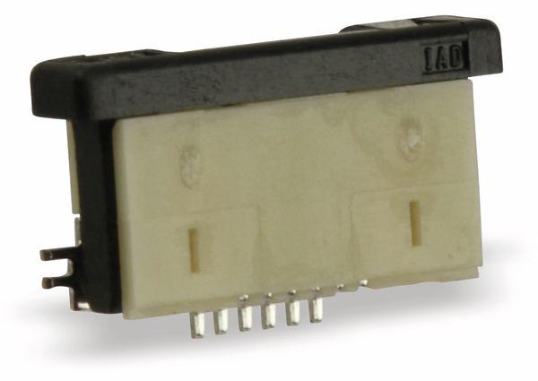 Flexprintbuchse JST 06FLZ-RSM2-TB(LF)(SN) - Produktbild 1