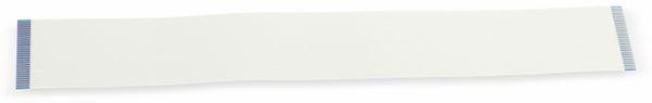 Flexprint-Kabel, 30-polig, Pitch 1, 250 mm - Produktbild 1