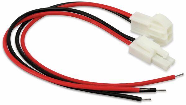 Steckverbinder-Set, 2-polig, Mini-Tamiya