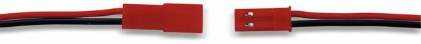 Steckverbinder-Set, 2-polig, JST BEC - Produktbild 1