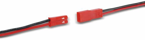 Steckverbinder-Set, 2-polig, JST BEC - Produktbild 3