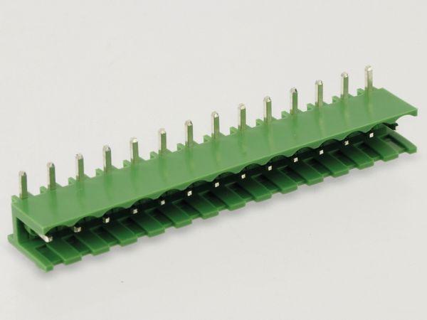 Leiterplattenanschlussklemme, 14pol.. RM5,08 mm, 10A - Produktbild 2