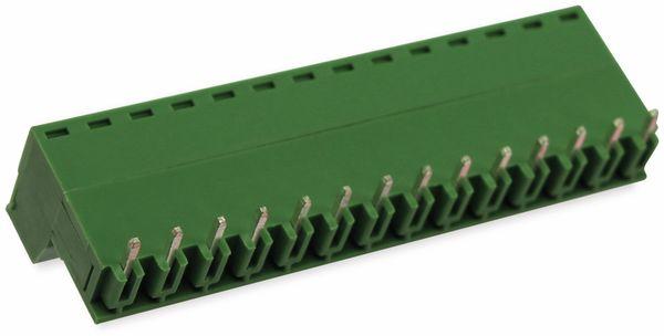 Leiterplattenanschlussklemme, 14pol.. RM5,08 mm, 10A - Produktbild 4