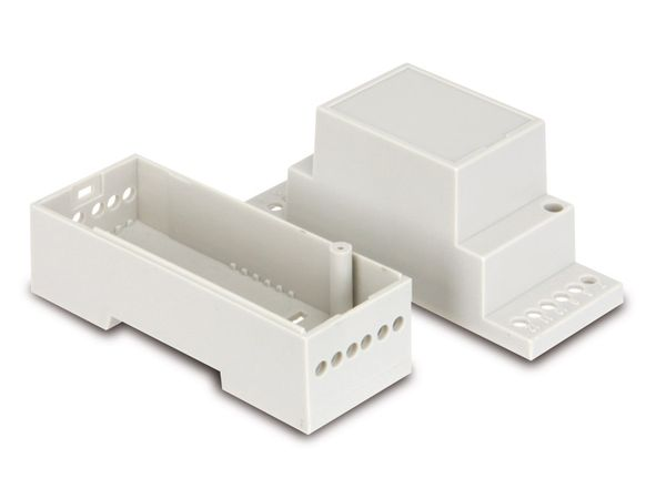 Hutschienengehäuse, 2-C, 35x71x90 mm - Produktbild 2