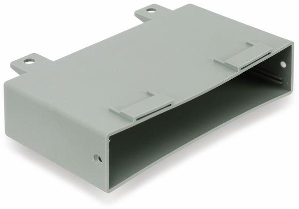 Kunststoffgehäuse, 145x34x81 mm - Produktbild 1