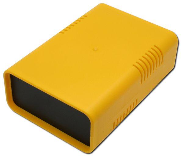 Kunststoffgehäuse DONAU ELEKTRONIK, KGB13, gelb