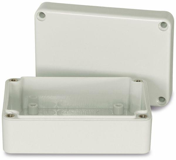 Modulgehäuse ABS, 83x58x33 mm, IP65, lichtgrau - Produktbild 2