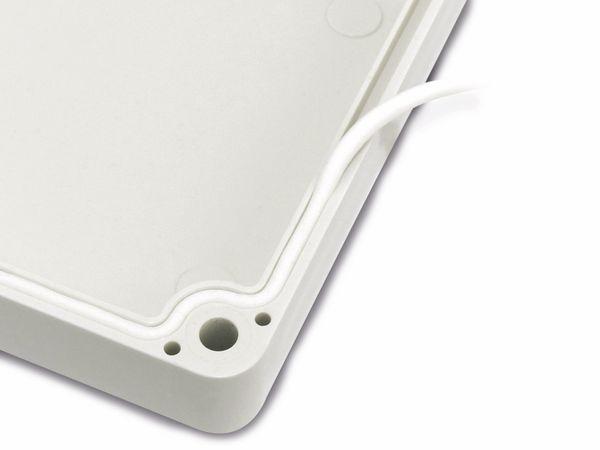 Modulgehäuse ABS, 100x68x50 mm, IP65, lichtgrau - Produktbild 3