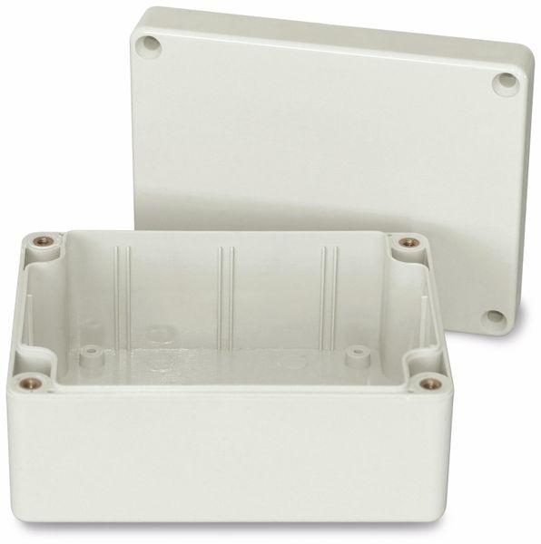 Modulgehäuse ABS, 115x90x55 mm, IP65, lichtgrau - Produktbild 2