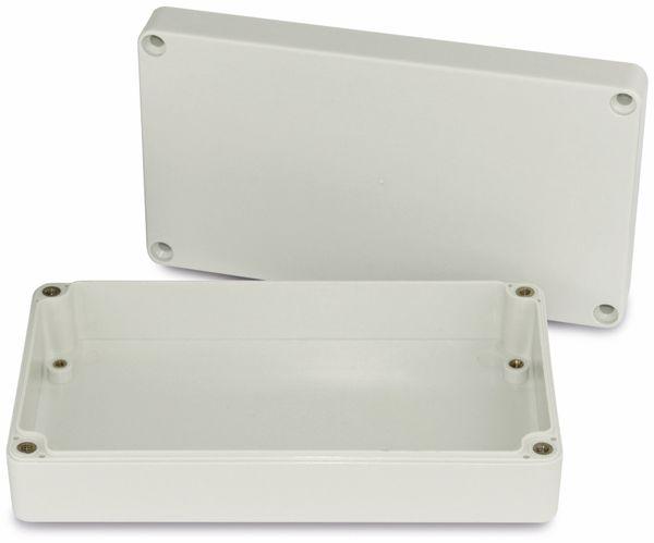 Modulgehäuse ABS, 158x90x40 mm, IP65, lichtgrau - Produktbild 2