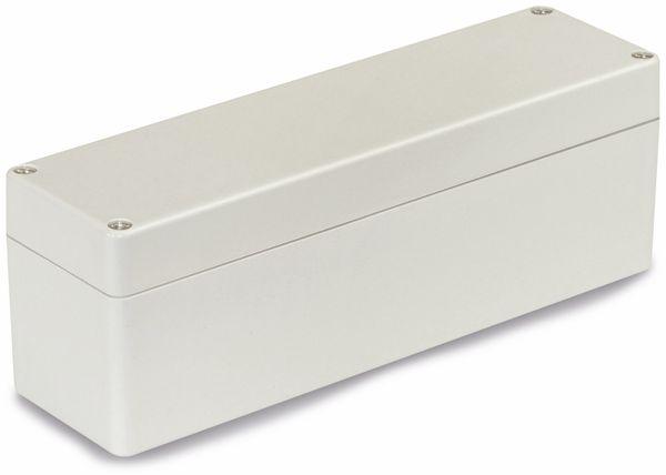 Modulgehäuse ABS, 160x45x55 mm, IP65, lichtgrau