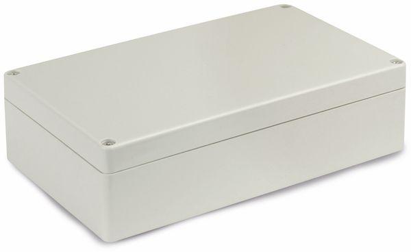 Modulgehäuse ABS, 200x120x56 mm, IP65, lichtgrau - Produktbild 1
