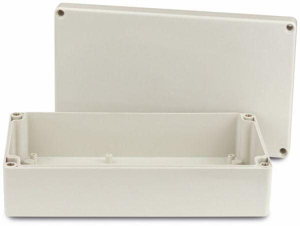 Modulgehäuse ABS, 200x120x56 mm, IP65, lichtgrau - Produktbild 2
