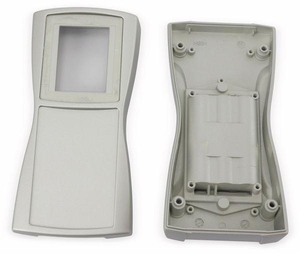 Handgehäuse, BOPLA, BS 603 DIS-S, Kunststoff, silber - Produktbild 2