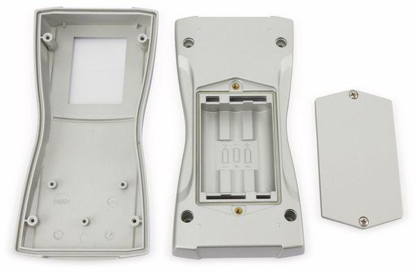 Handgehäuse, BOPLA, BS 603 DIS-S, Kunststoff, silber - Produktbild 4