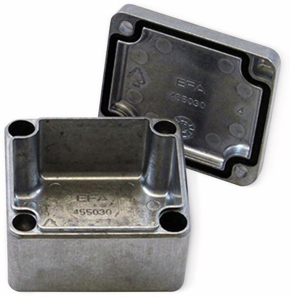 Alu-Gehäuse Efabox, 50x45x30 mm, blank, IP68 - Produktbild 2