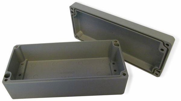 Alu-Gehäuse Efabox, 175x80x57 mm, grau, IP68