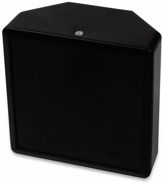 IoT Universalgehäuse, AXXATRONIC, CamdenBoss CB1500-10SBK-KIT, schwarzes IoT Gehäuse - Produktbild 3
