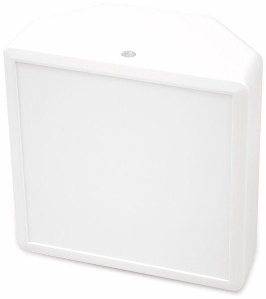 IoT Universalgehäuse, AXXATRONIC, CamdenBoss CB1500-10SWH-KIT, weißes IoT Gehäuse