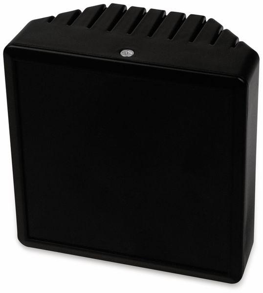 IoT Universalgehäuse, AXXATRONIC, CamdenBoss CB1500-10VBK-KIT, schwarzes IoT Gehäuse - Produktbild 3