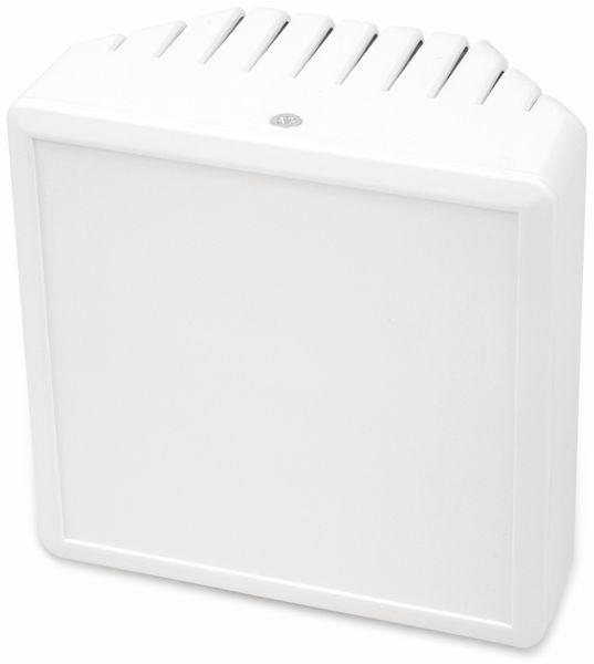 IoT Universalgehäuse, AXXATRONIC, CamdenBoss CB1500-10VWH-KIT, weißes IoT Gehäuse