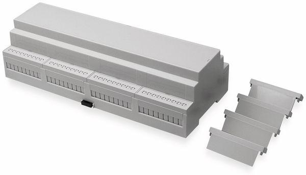 Hutschienengehäuse, AXXATRONIC, CamdenBoss CNMB-1-KIT, 1TE - Produktbild 2
