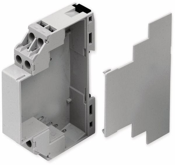 Hutschienengehäuse mit Anschlussklemmen 17,5mm, AXXATRONIC, CamdenBoss CMEB