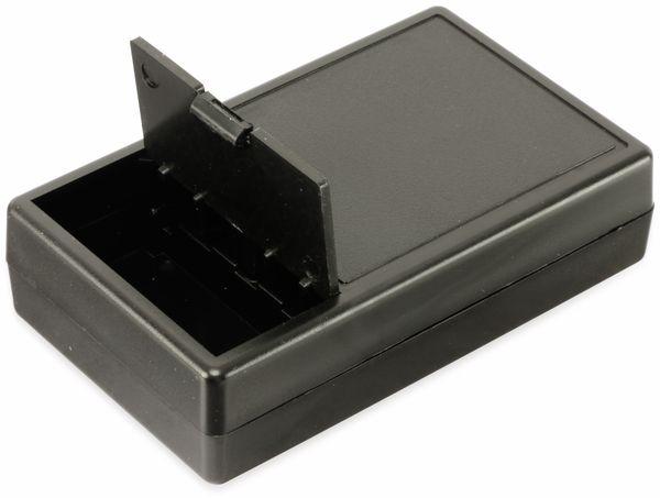 Kunststoffgehäuse mit Batteriefach, STRAPUBOX, Typ 6000 SW, 103 x 62 x 26 mm - Produktbild 3