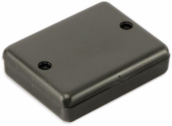 Kunststoffgehäuse, STRAPUBOX, Typ 2044 SW, 50 x 39 x 14 mm - Produktbild 2