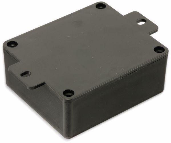 Kunststoffgehäuse mit Lasche, STRAPUBOX, Typ CO 4 SW, 70 x 60 x 30 mm - Produktbild 2