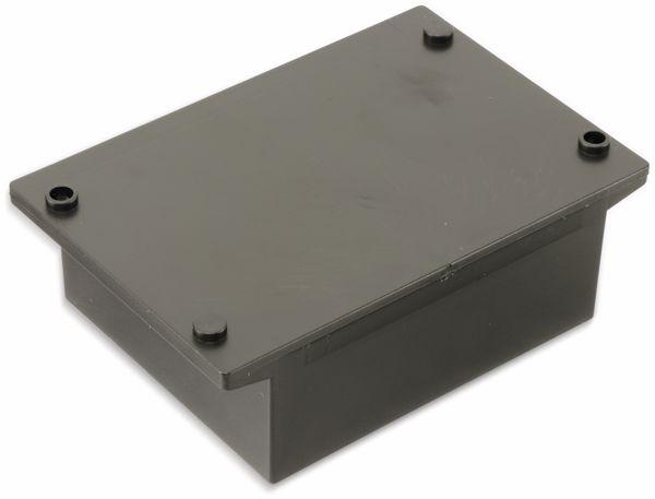 Kunststoffgehäuse mit Lasche, STRAPUBOX, Typ 516, 79 x 67 x 31 mm - Produktbild 2