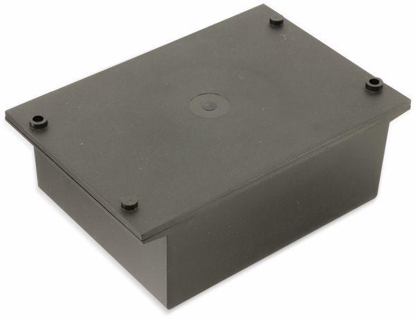 Kunststoffgehäuse mit Lasche, STRAPUBOX, Typ 518, 108 x 89 x 40 mm - Produktbild 2