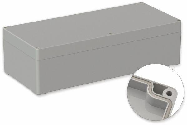 POLLIN, ABS Gehäuse, 360 x 160 x 100 mm, IP66, Lichtgrau
