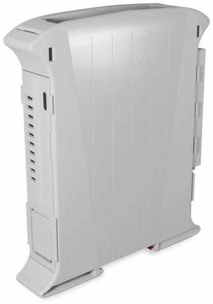 Hutschienengehäuse Italtronic 10.0012225.RP4 für Raspberry Pi 4 Model B