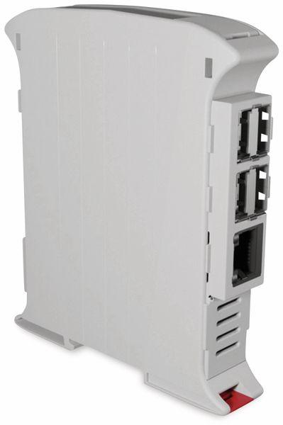 Hutschienengehäuse Italtronic 10.0012225.RP4 für Raspberry Pi 4 Model B - Produktbild 2