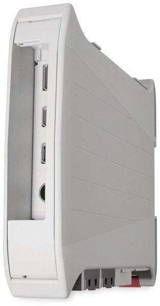 Hutschienengehäuse Italtronic 10.0012225.RP4 für Raspberry Pi 4 Model B - Produktbild 3
