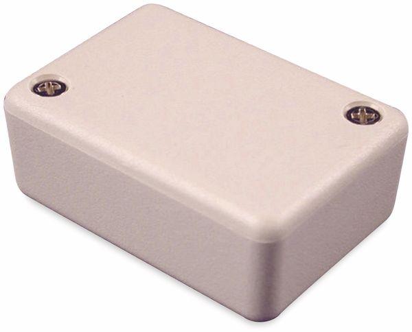 Hammond, Miniatur-Gehäuse, 1551GGY, 50x35x20 mm