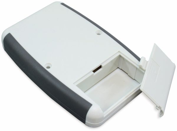 Hammond, Hand-Gehäuse, 1553BGYBAT, 117x79x24 mm - Produktbild 3