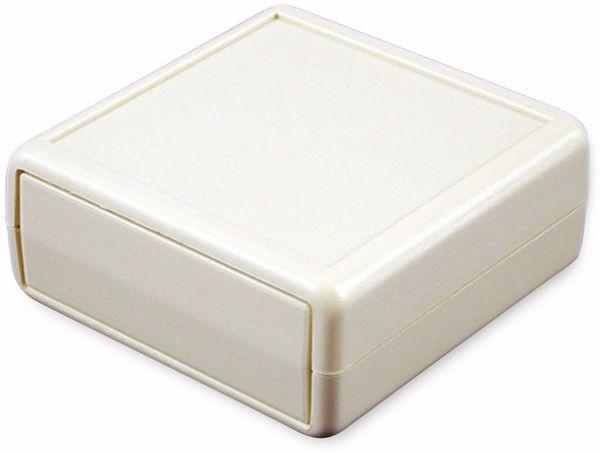 Hammond, Hand-Gehäuse, 1593KGY, 66x66x28 mm