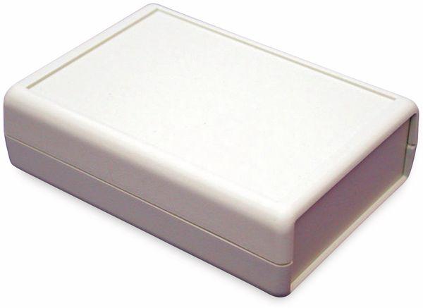 Hammond, Hand-Gehäuse, 1593LGY, 92x66x28 mm