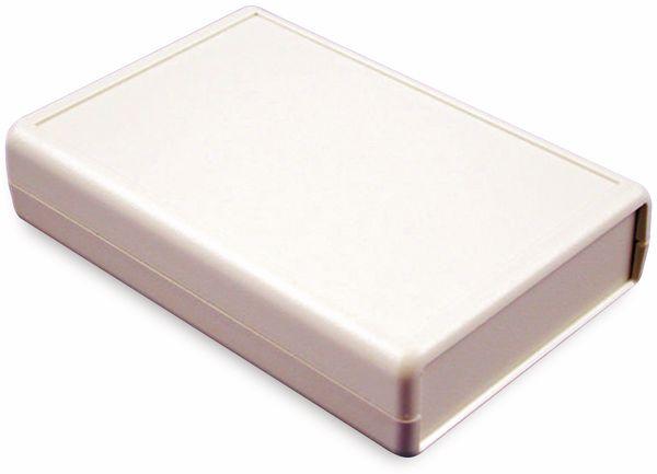 Hammond, Hand-Gehäuse, 1593NGY, 110x75x25 mm