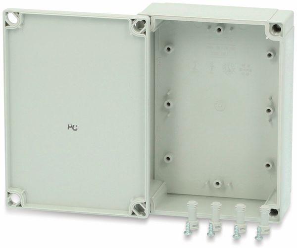 Gehäuse, FIBOX, MNX PC 150/60 HG, 180x130x60, PC Gehäuse, grauer Deckel