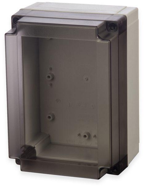 Gehäuse, FIBOX, MNX PC 150/100 HT, 180x130x100, PC Gehäuse, transparenter Deckel