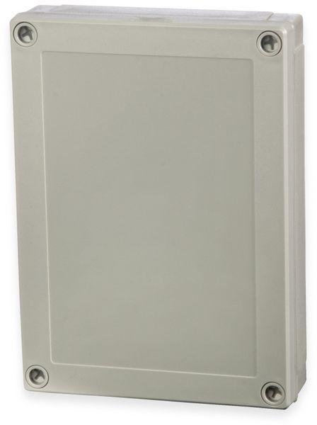 Gehäuse, FIBOX, MNX PC 150/35 LG, 180x130x35, PC Gehäuse, grauer Deckel