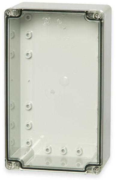 Gehäuse, FIBOX, Euronord PCT 122008, 200x120x75, PC Gehäuse, transparenter Deckel