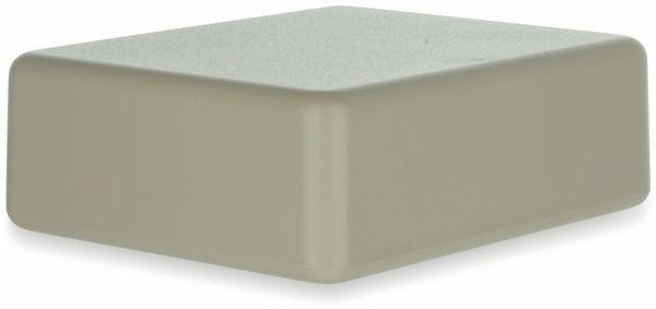 Gehäuse, TEKO, SR22.7, ABS , Weiß, 76x63,5x26 mm