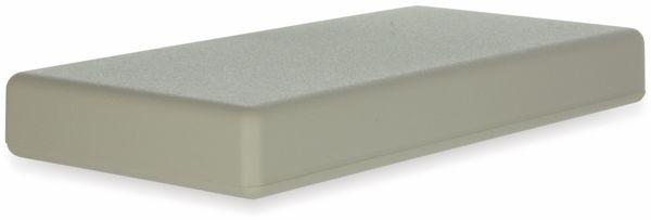 Gehäuse, TEKO, SR31.7, ABS , Weiß, 128x64x16,5 mm