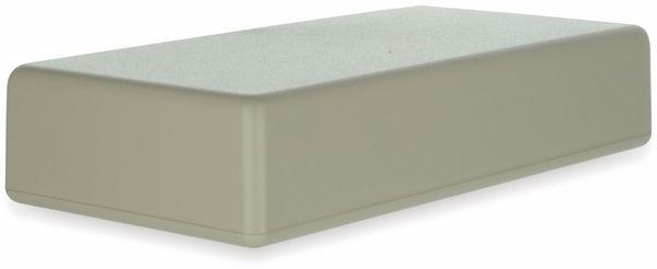 Gehäuse, TEKO, SR33.7, ABS , Weiß, 128x64x26 mm