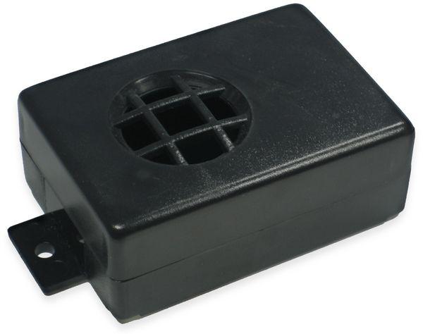 Kunststoffgehäuse, Kemo , G020, 72x50x28 mm, Thermoplast/PS, schwarz